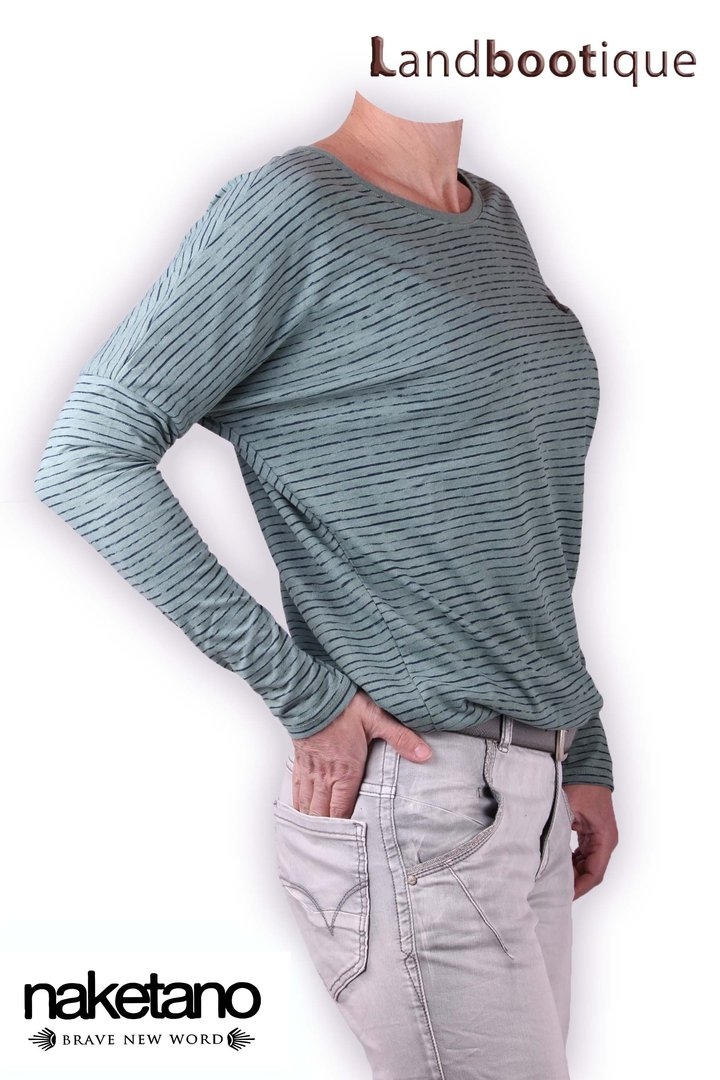 naketano sweatshirt f r damen longsleeve fledermaus rmel xs xl. Black Bedroom Furniture Sets. Home Design Ideas